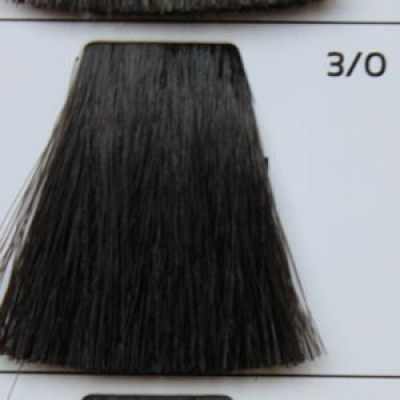 3/0 Dark brown темный шатен 100 ml