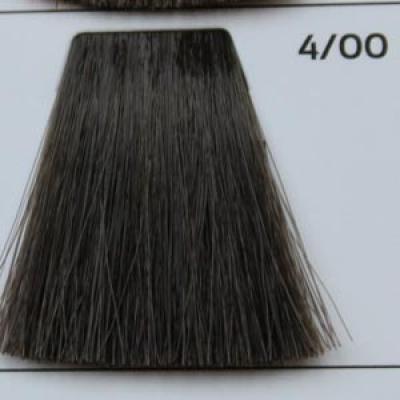 4/00 Medium brown intense темный шатен интенсивный