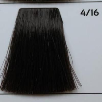 4/16 brown ash-violet шатен пепельно-фиолетовый