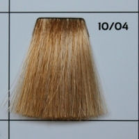 10/04 Ultra blond soft copper светлый блондин легкий  медный 100 ml