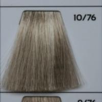 10/76 Ultra blond brown-violet светлый блондин коричнево-фиолетовый