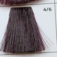 4/6 Brown violet шатен фиолетовый 100 ml