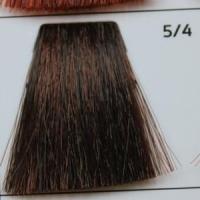 5/4 Light copper brown светлый шатен медный