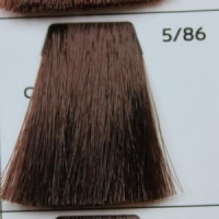 5/86 Light brown mahogany violet светлый шатен махагон фиолетовый