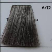 6/12 Dark blond ash pearl Темный блондин пепельно-перламутровый l