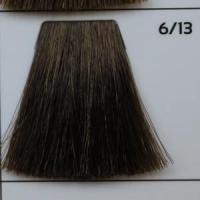6/13 Dark blond ash-golden  темно-русый пепельно-золотистый