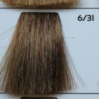 6/31 Dark blond golden-ash темно-русый золотисто-пепельный