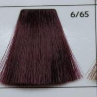 6/65 Dark blond violet-red темно-русый фиолетово-красный