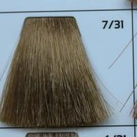 7/31 Blond golden-ash средне-русый золотисто-пепельный