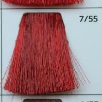 7/55 Blond red intensive русый  красный насыщенный