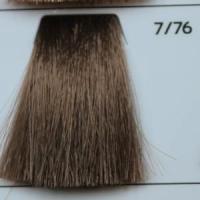 7/76 blond brown-violet русый коричнево-фиолетовый