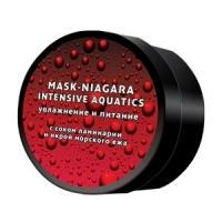 Маска  для сухих и норм. волос-увлажнение и питание  MASK NIAGARA INTENSIVE  AQUATICS  200 ml