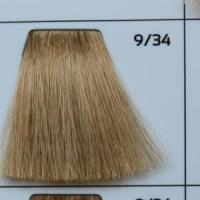 9/34 very light blond golden-coppery блондин золотисто-медный