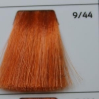9/44 very light blond copper intensive блондин медный интенсивный